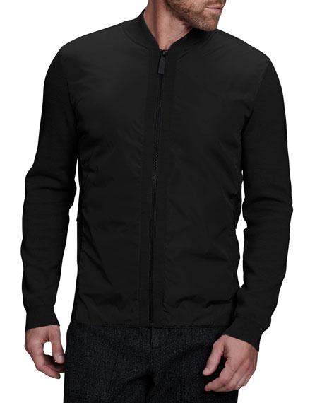 Canada Goose Men's Wingbridge Zip-Front Sweater