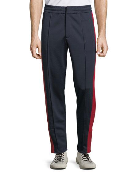 Rag & Bone Men's Side-Stripe Club Track Pants