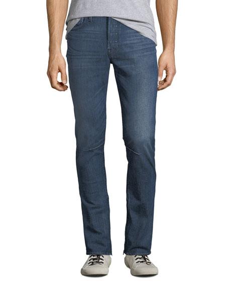 Men's Vaughn Ankle Zip Skinny Jeans
