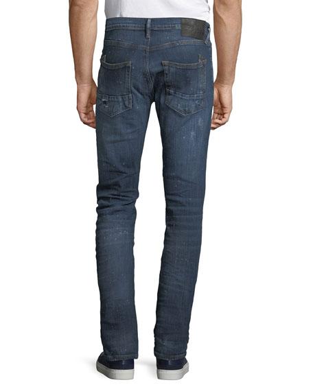 Men's Le Sabre Comfort-Stretch Tapered Jeans