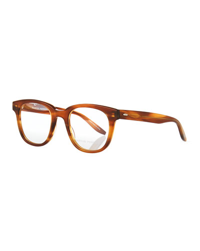 Men's Bruce Pask Thurston Tortoiseshell Optical Glasses