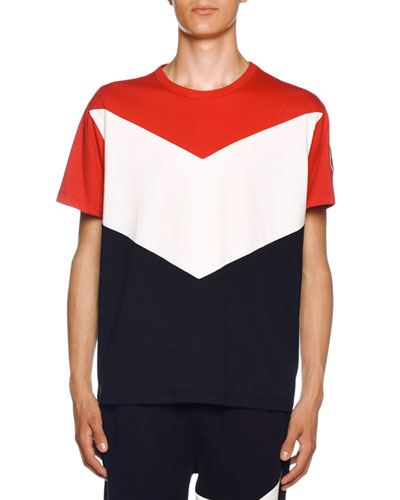Men's Chevron Jersey T-Shirt