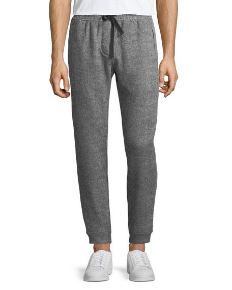 Men's Double-Knit Jogger Sweatpants