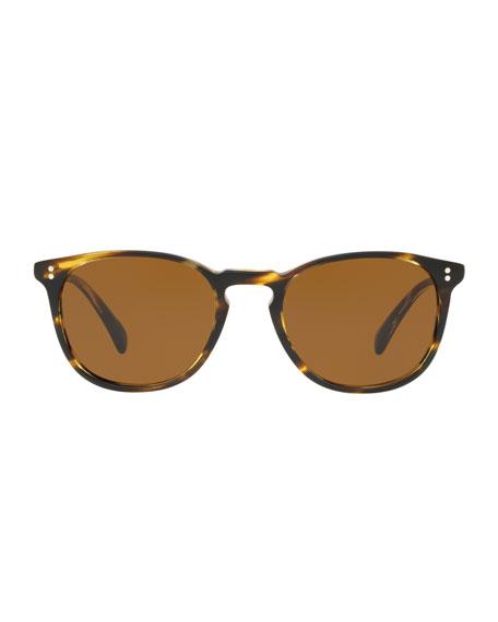 Men's Finley Esq. Universal-Fit Round Sunglasses