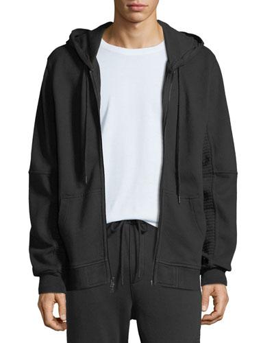 Men's Blinder Zip-Up Hooded Sweater