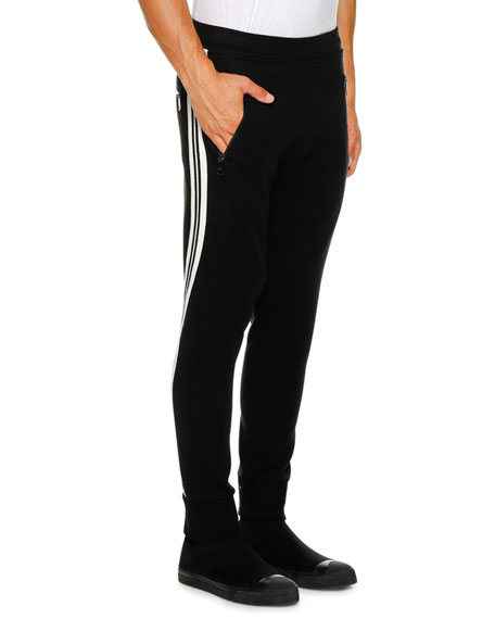 Men's Varsity Scuba Stripe Sweatpants