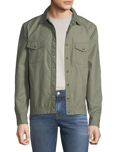 Men's Cotton Work Jacket