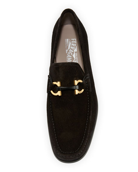 Men's Grandioso Suede Loafer