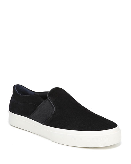 Men's Fenton Sport Suede Slip-On Sneakers