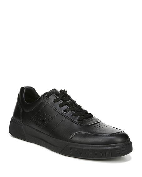 Men's Barnett Ares Leather Low-Top Sneakers