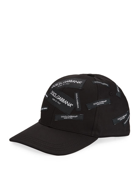 Men's Basic Logo Baseball Cap