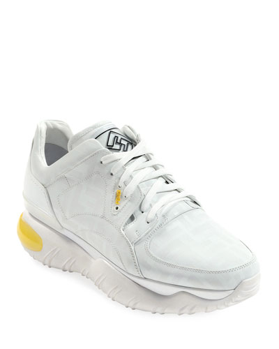 Men's Fancy Fendi Chunky Color Changing Sneakers