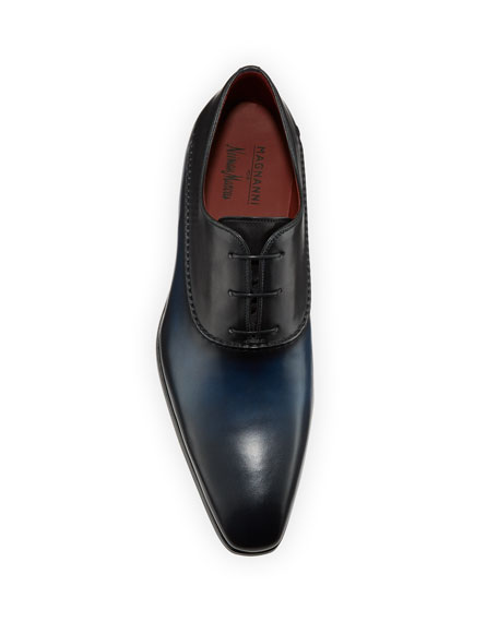 491148f00f7 Men's Bol Wind Seamed Leather Dress Shoes