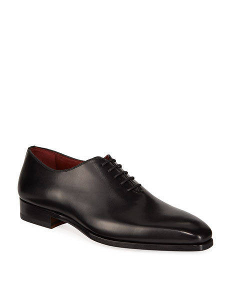 Magnanni for Neiman Marcus Men's Bol Arcade Leather