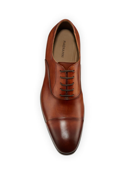 Men's Boltilux Leather Oxfords