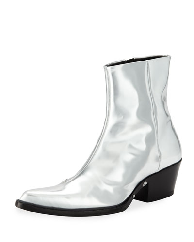 Men's Temo 4 Metallic Leather Boots