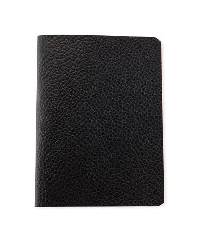 Handmade Leatherette Medium Notebook