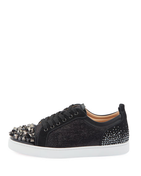 Men's Louis Junior Spike Low-Top Sneakers