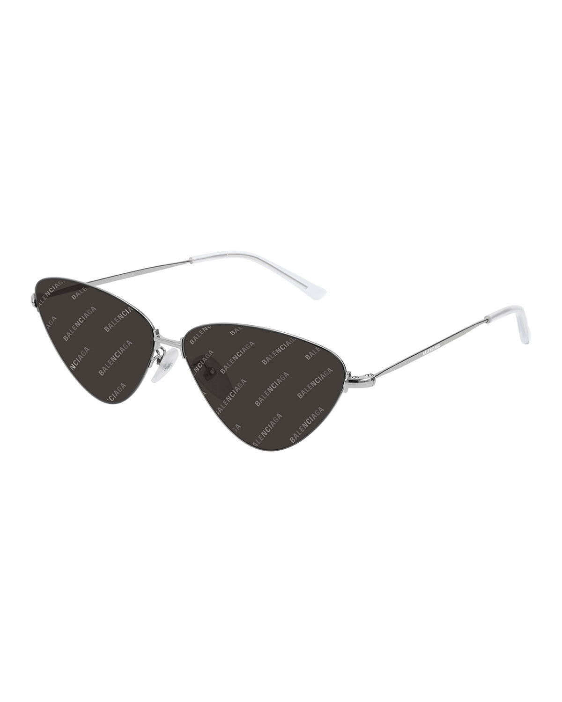 Balenciaga Sunglasses MEN'S METAL SUNGLASSES