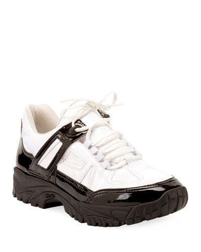 Men's Security Two-Tone Sneakers