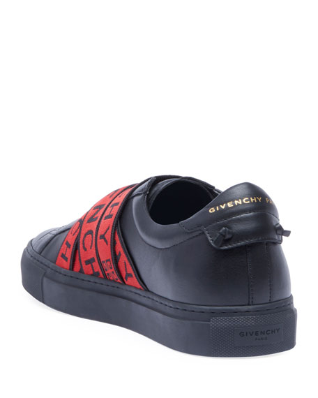 f00f9dcd41a55 Givenchy Men's Urban Street Multi-Elastic Slip-On Sneakers