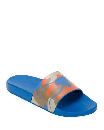 db6b232109e715 Men s Sandals   Strap   Flip-Flop Sandals at Bergdorf Goodman