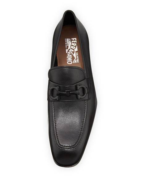 Men's Asten Leather Slip-On Bit Loafers