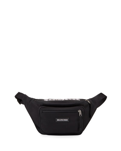 Men's Explorer Nylon Belt Bag