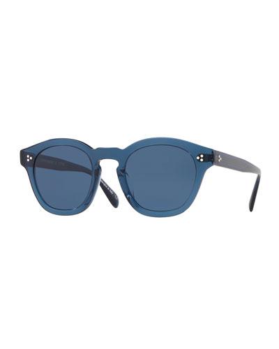 Men's Boudreau LA 58 Acetate Sunglasses
