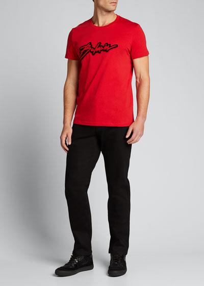 Men's Logo Signature T-Shirt