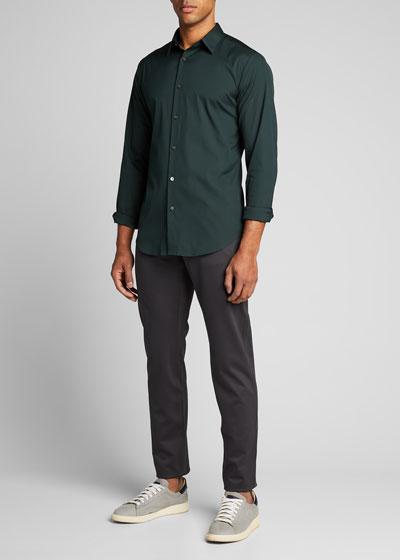 Men's Sylvain Cotton Sport Shirt