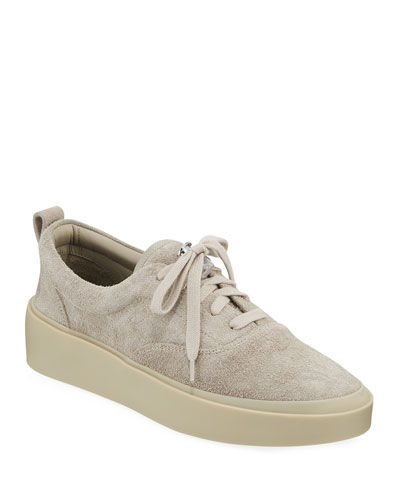 Men's 101 Low-Top Suede Sneakers