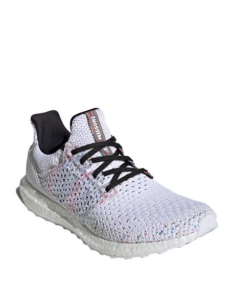 Adidas x missoni Men's UltraBOOST Running Sneaker, White/Red