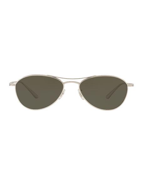 Men's Aero L.A. Polarized Aviator Sunglasses