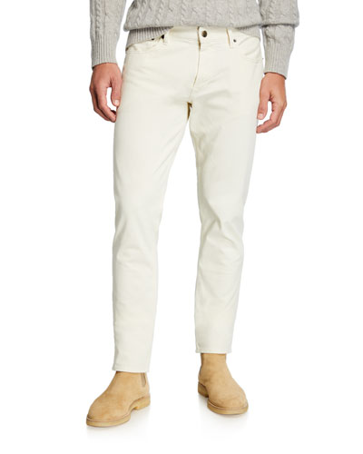Men's 5-Pocket Slim Pants