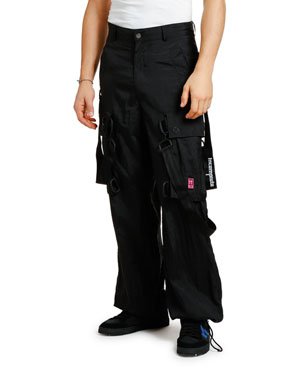 Off-White Men's Bondage Cargo Pants