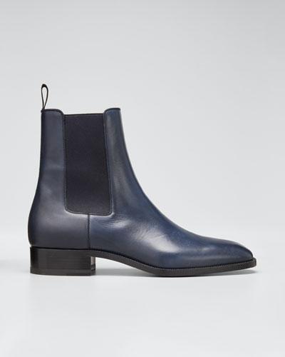 Men's Samson Leather Chelsea Boot