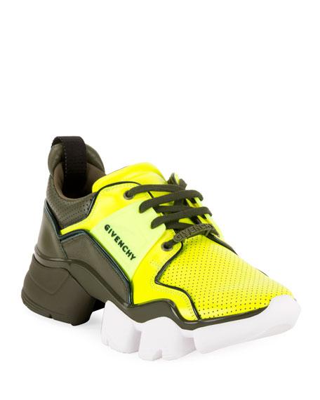 Men's Jaw Leather Runner Sneaker