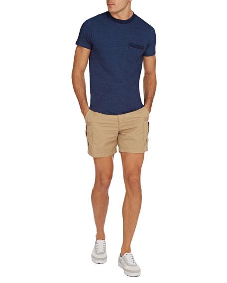 Men's Sammy Crewneck Pocket T-Shirt