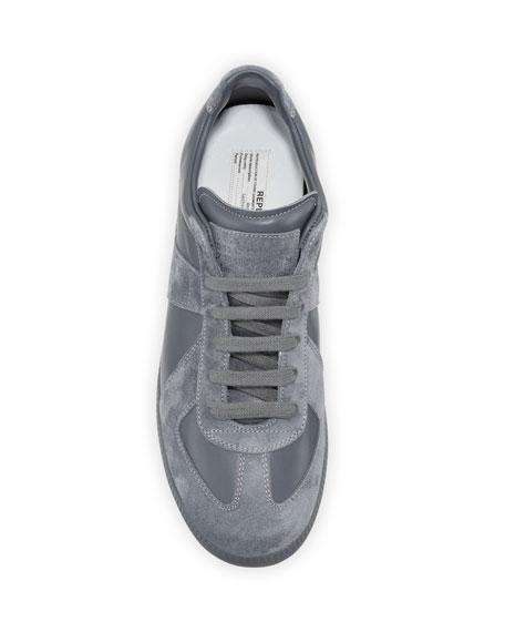Men's Replica Low-Top Leather Sneakers