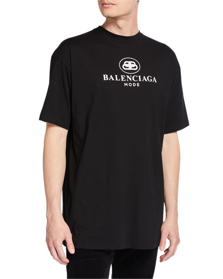 347eac40 Balenciaga Men's BB Mode T-Shirt