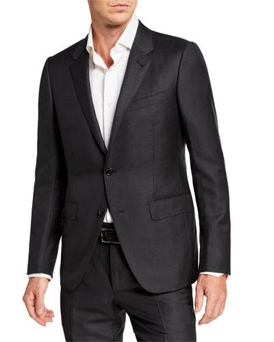 Tic Wool Suit