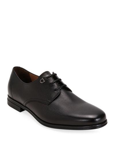 Men's Spencer Leather Derby Shoes