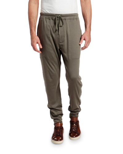 Men's Leisure Cashmere Sweatpants