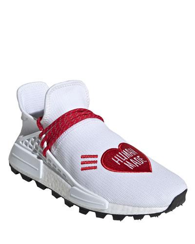 Men's NMD Human Made Primeknit Heart Sneakers