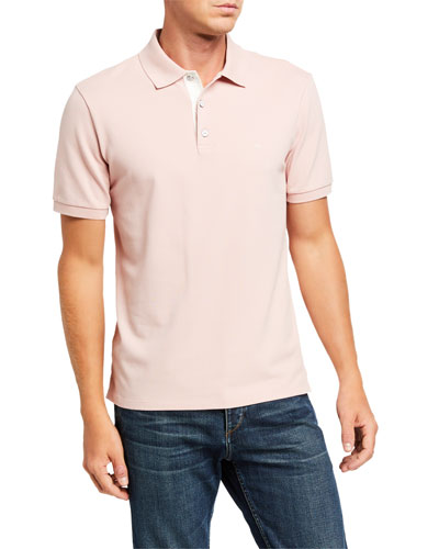 Men's Hyper-Laundered Polo Shirt
