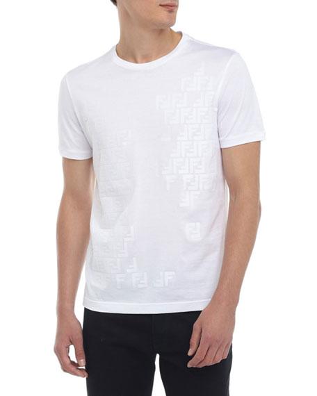 Men's Faded-FF Tonal T-Shirt