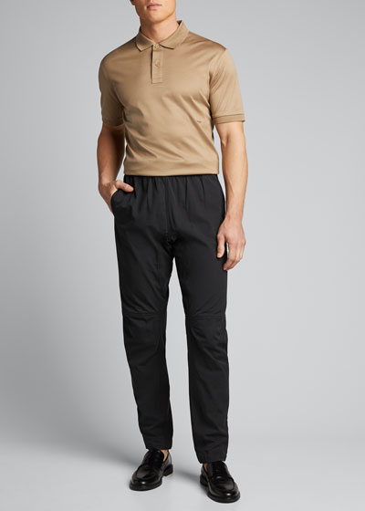 Men's Pull-On Track Pants