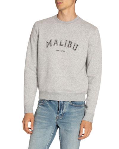 Men's Malibu Crewneck Sweatshirt