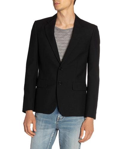 Men's Classic Suit Jacket